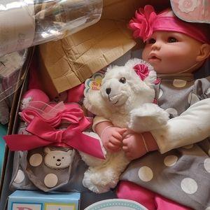 My sweet Love baby doll set Nwt